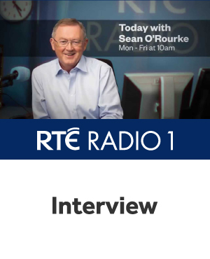 IIHF Interview RTE Radio 1